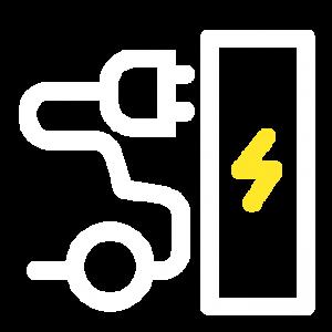 Ikon för installation av emobility